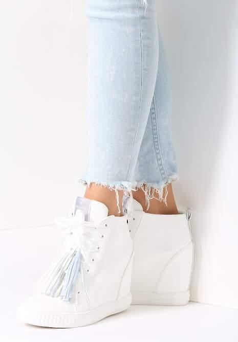Białe Sneakersy Honeymoon