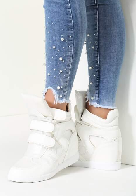 Białe Sneakersy Strangers