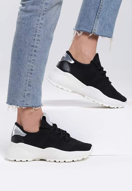 c80143ca8240bc Czarne Sneakersy Modern · 59,99 zł