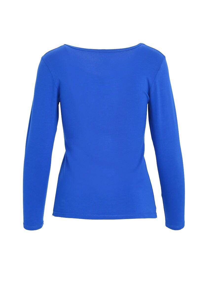 Niebieska Bluzka Make Off