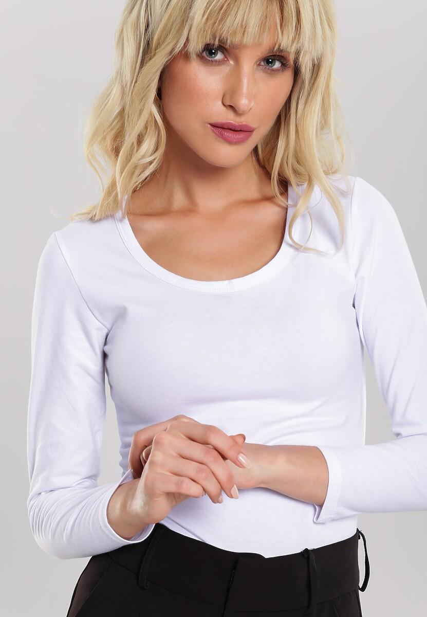 Biała Bluzka Make Off