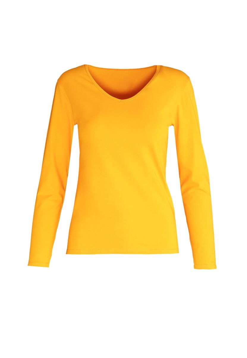 Pomarańczowa Koszula Preferring