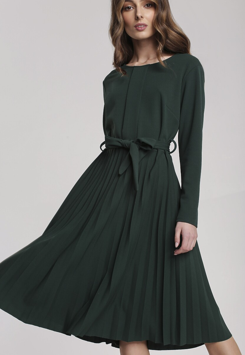 Zielona Sukienka Sisters Of Mercy