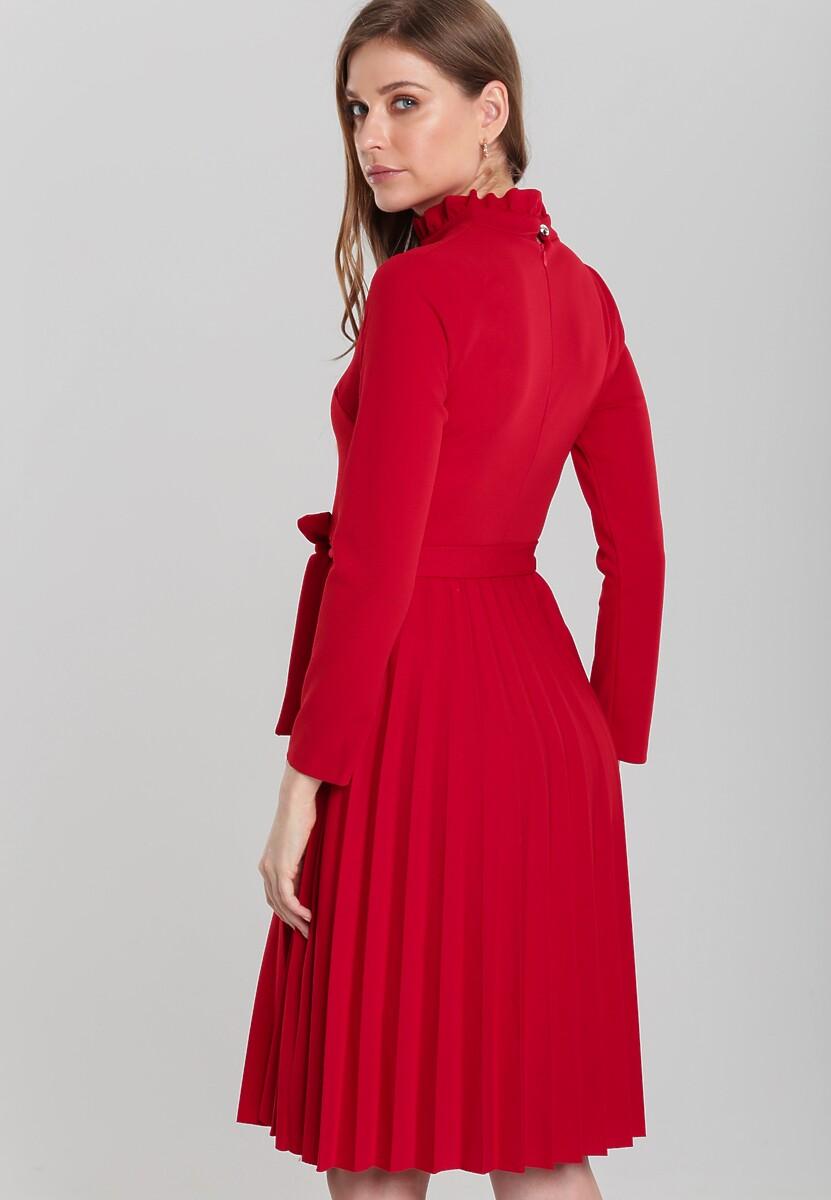 Czerwona Sukienka For You