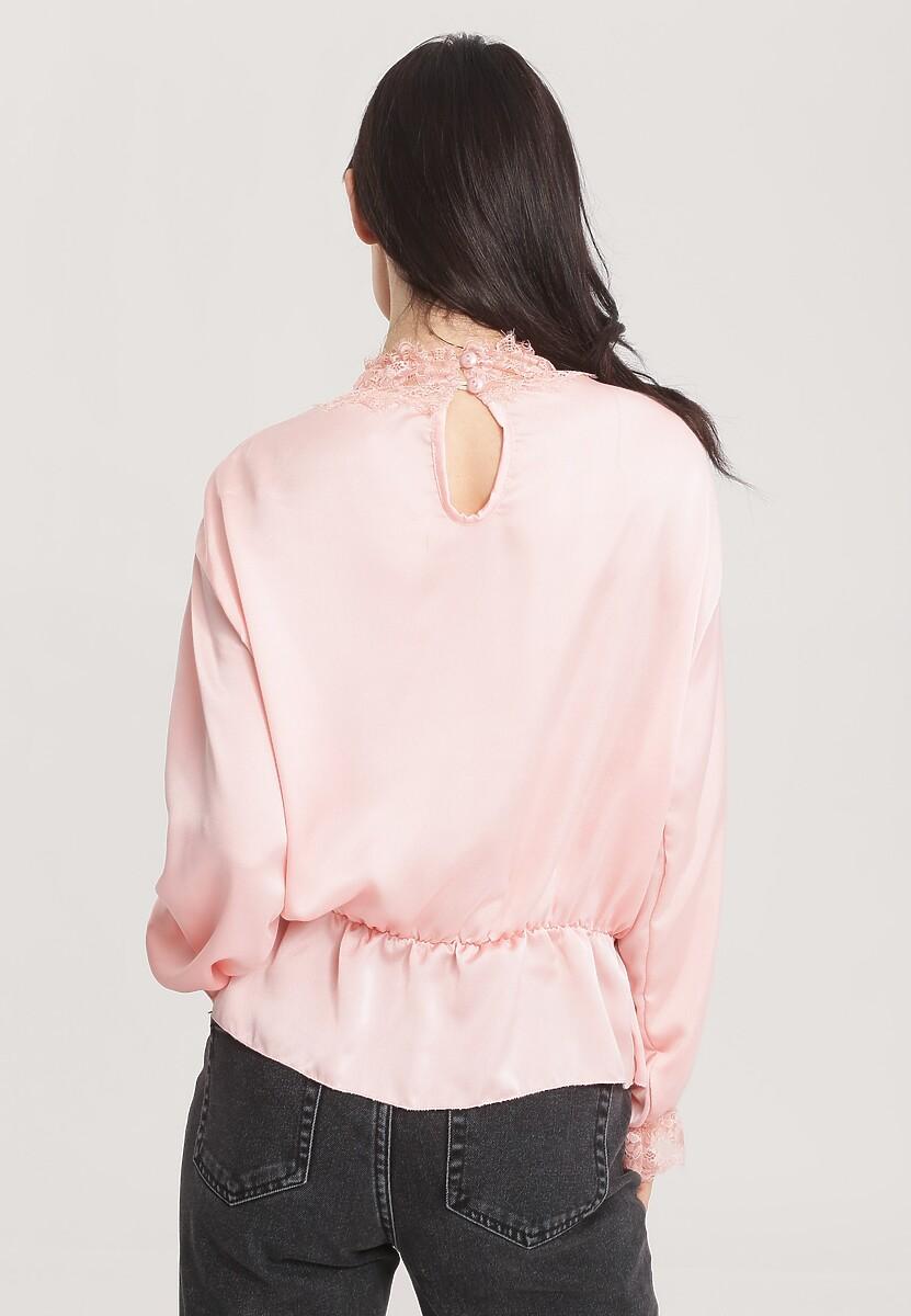 Różowa Bluzka Revolution