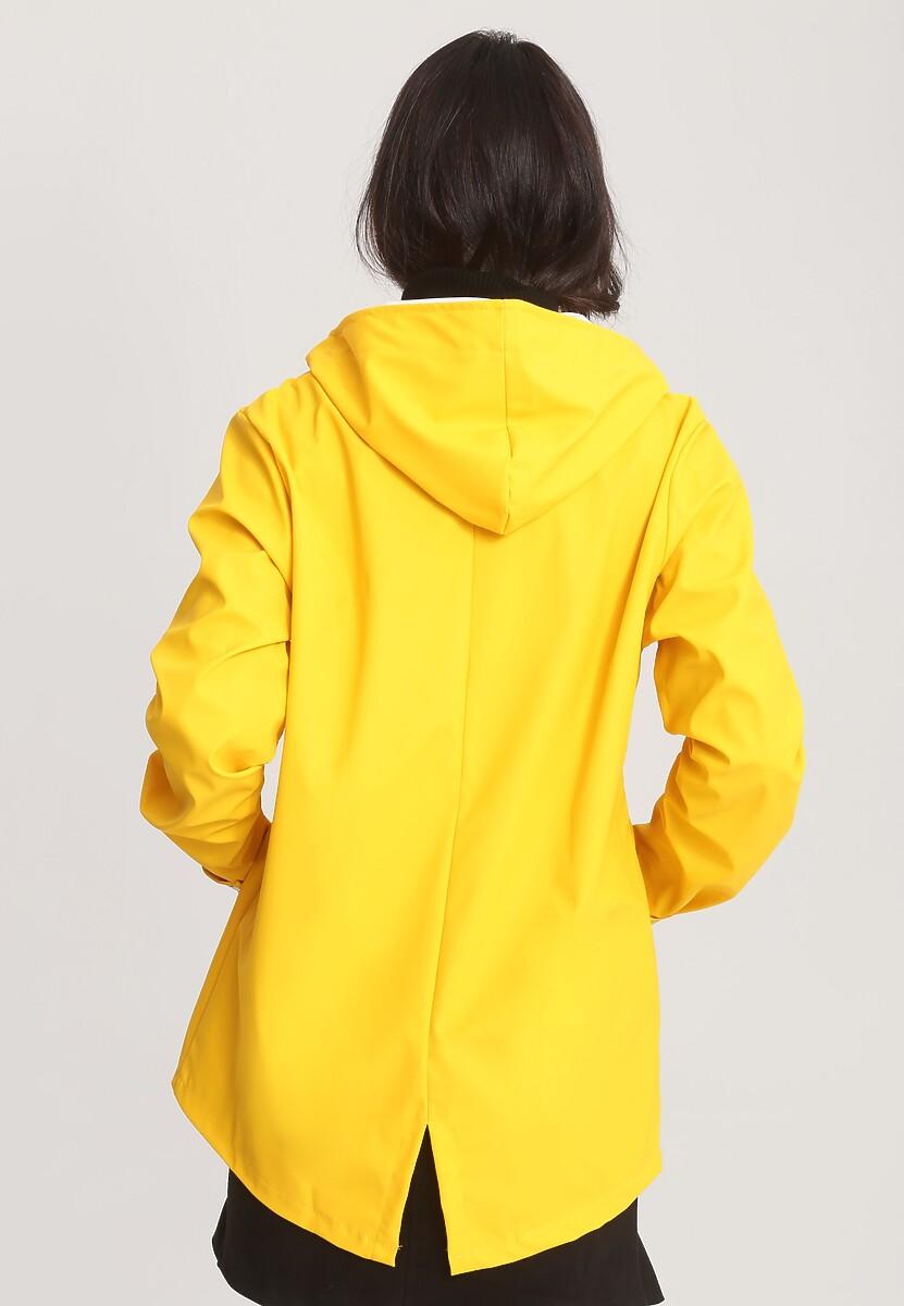 Żółta Kurtka Raining Song