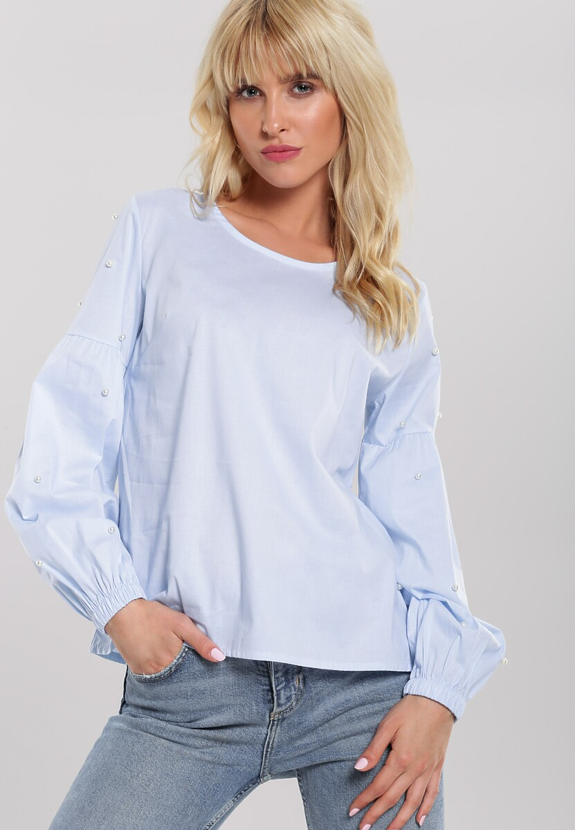 Niebieska Bluzka Walmley