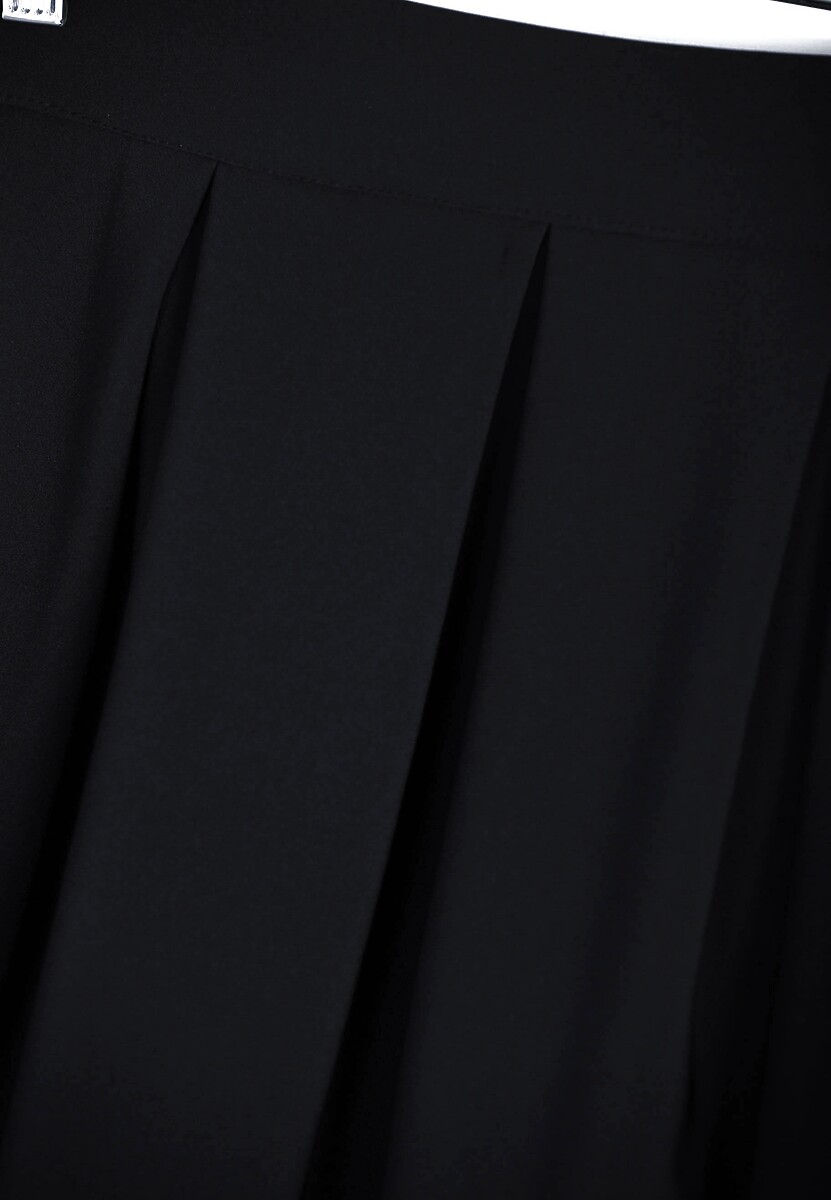 Czarna Spódnica Fifties Mood