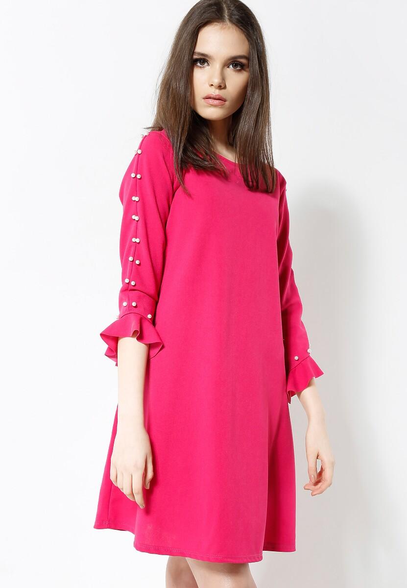 Fuksjowa Sukienka Womans Needs