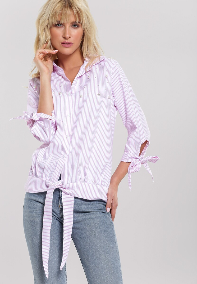 Różowa Koszula I Can Make It
