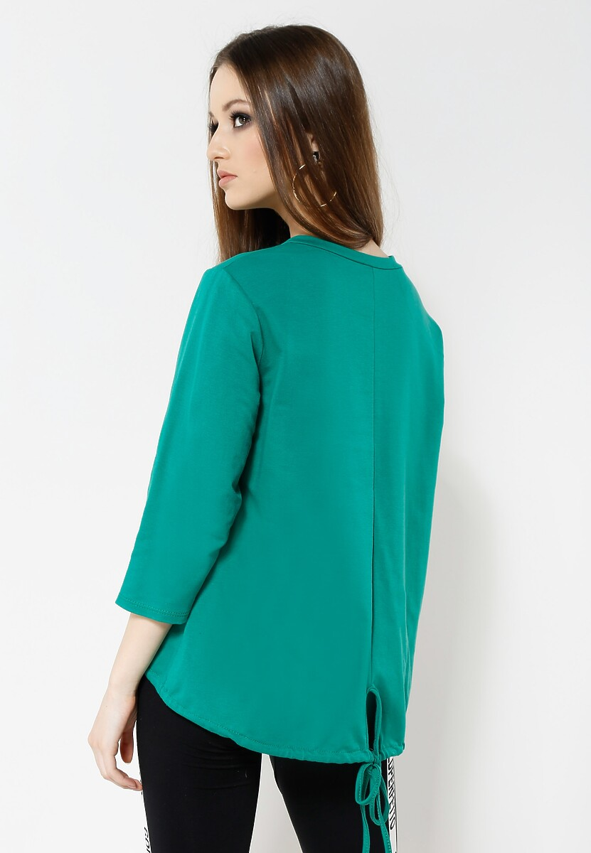 Zielona Bluzka Earned It