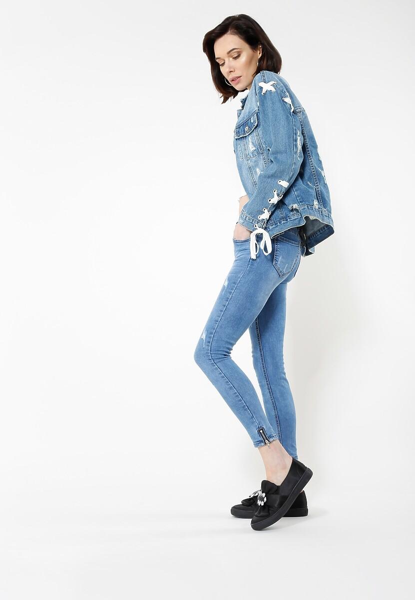 Niebieskie Jeansy After Work