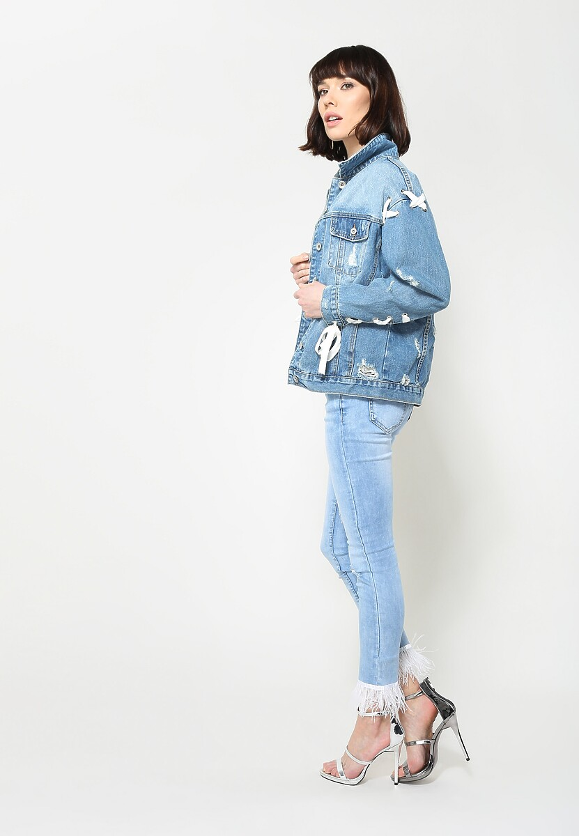 Niebieskie Jeansy 24 hours