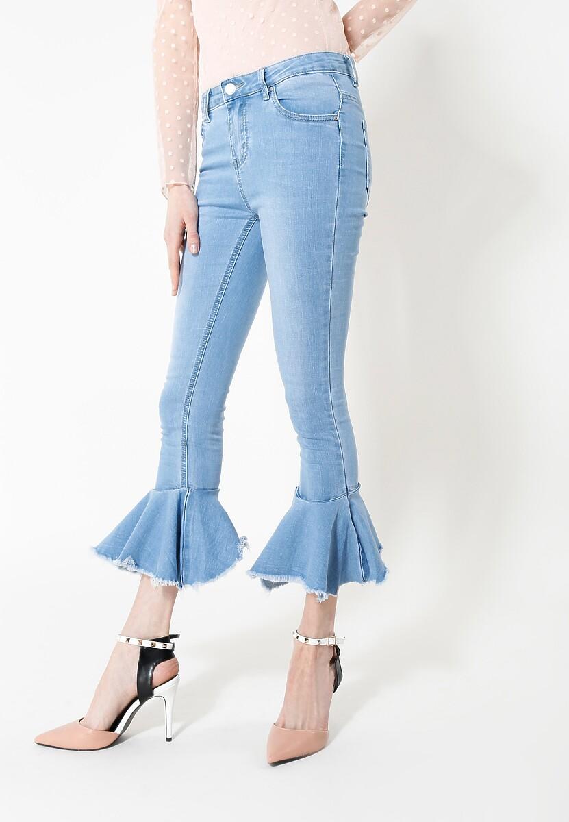 Niebieskie Jeansy Carousel