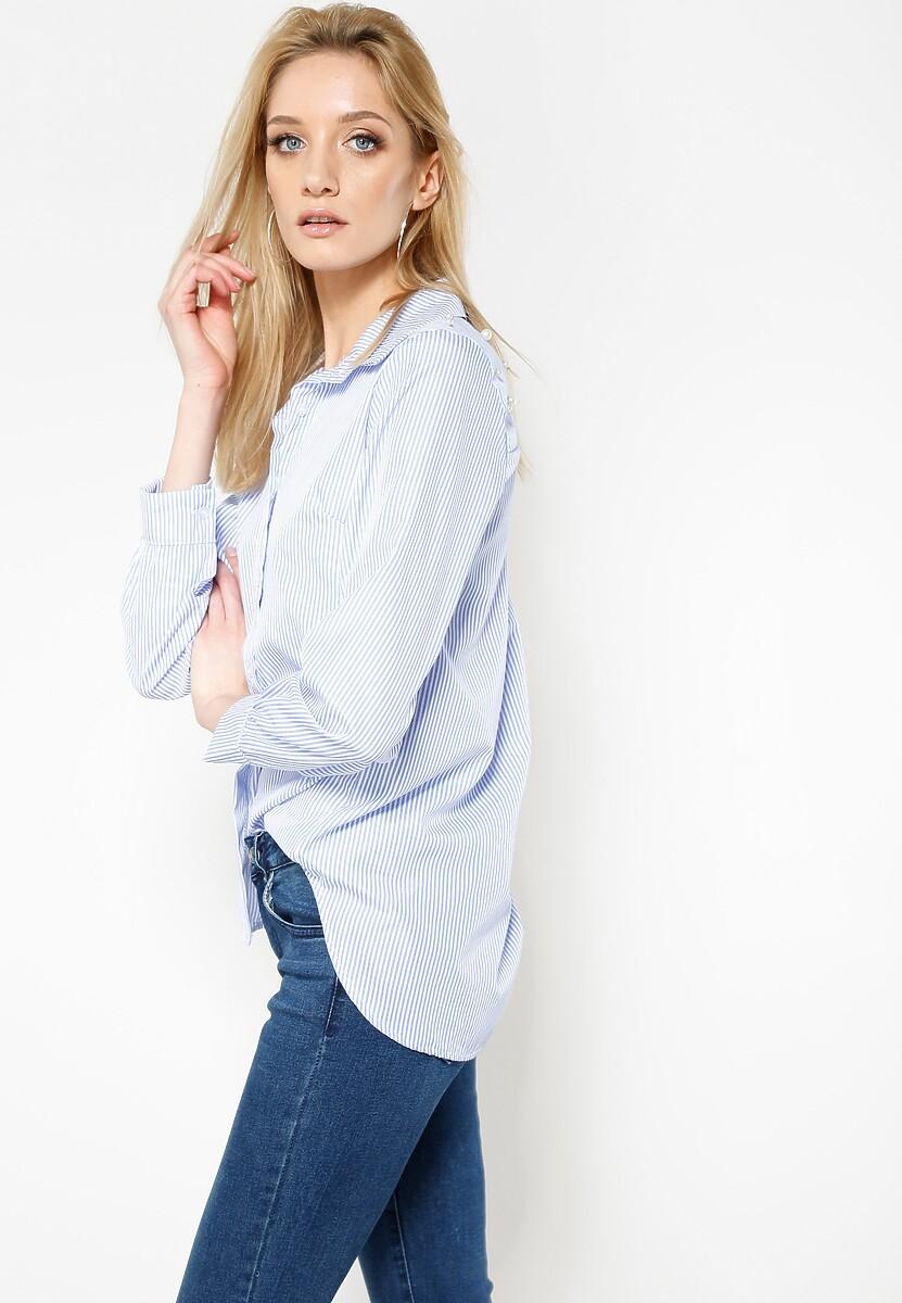Niebieska Koszula Restart