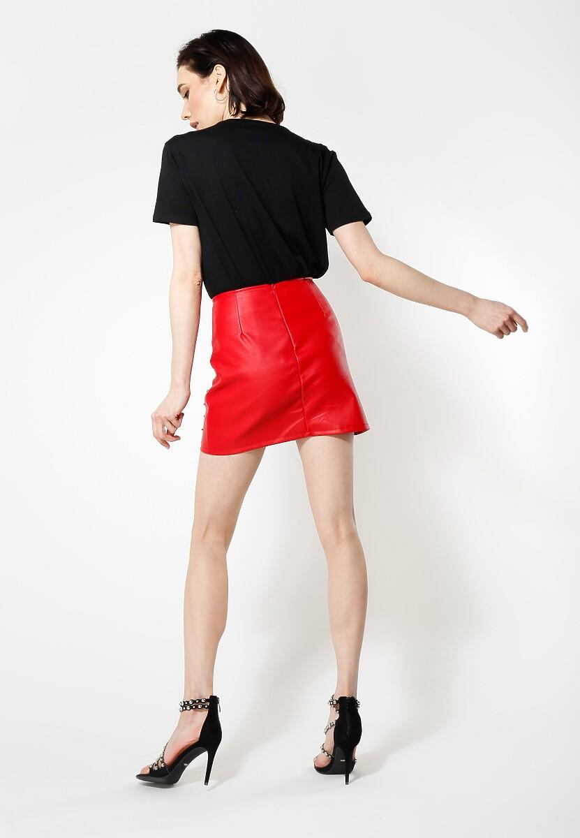 Czerwona Spódnica Bigger Things