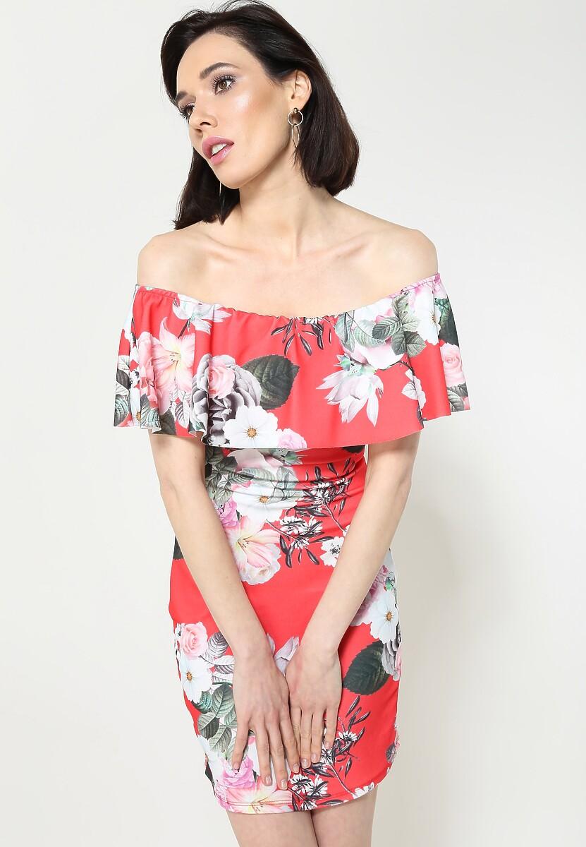 Czerwona Sukienka One's For You