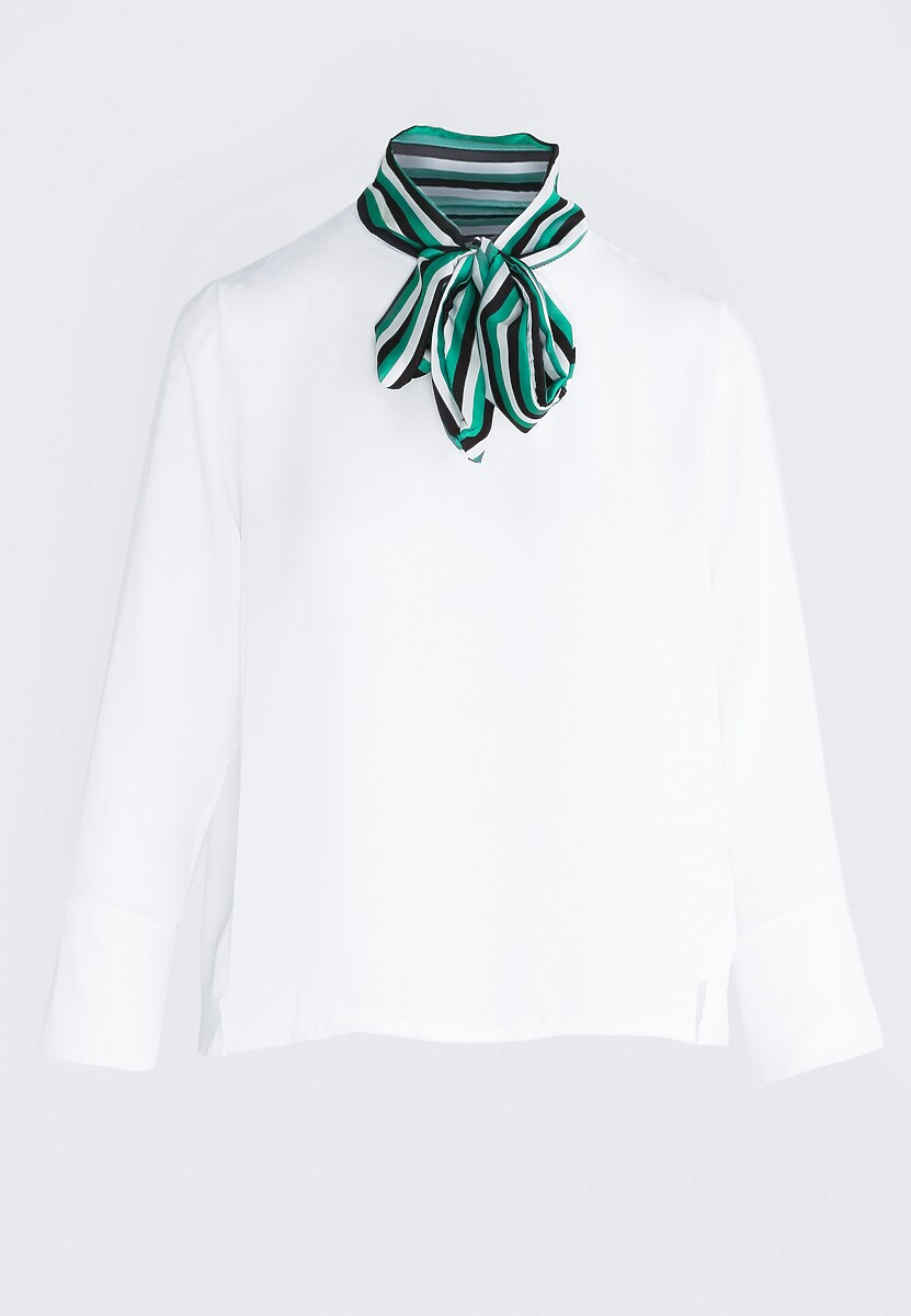 Biała Bluzka You Need Me