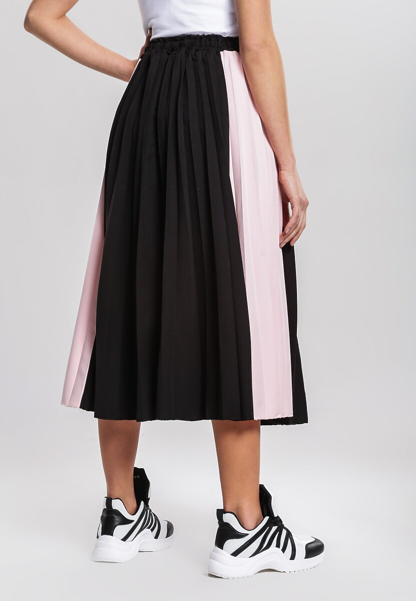 Czarno-Różowa Spódnica The Chronic