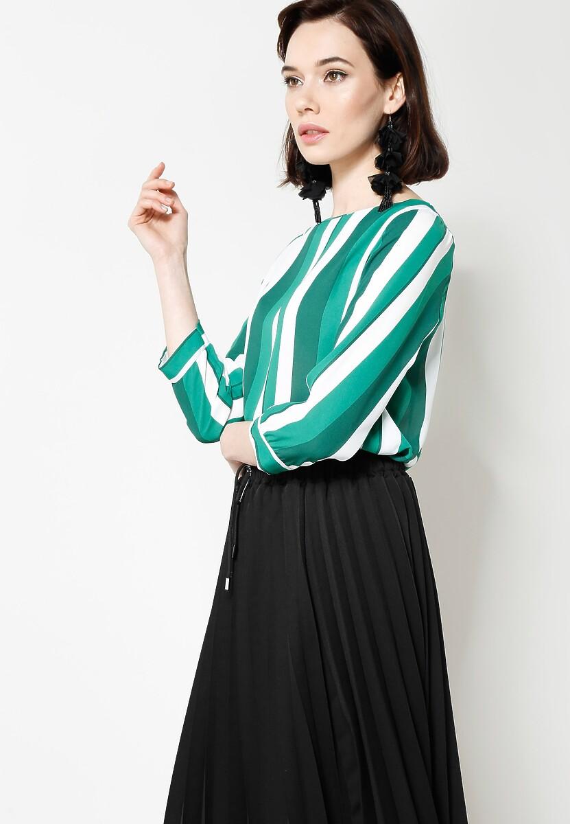 Zielona Bluzka Acrobat