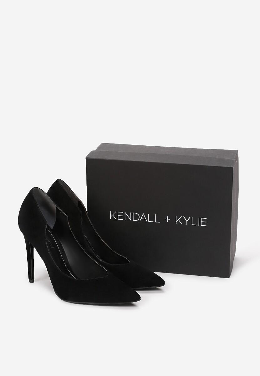 Czarne Szpilki Kendall + Kylie Classic With A Twist