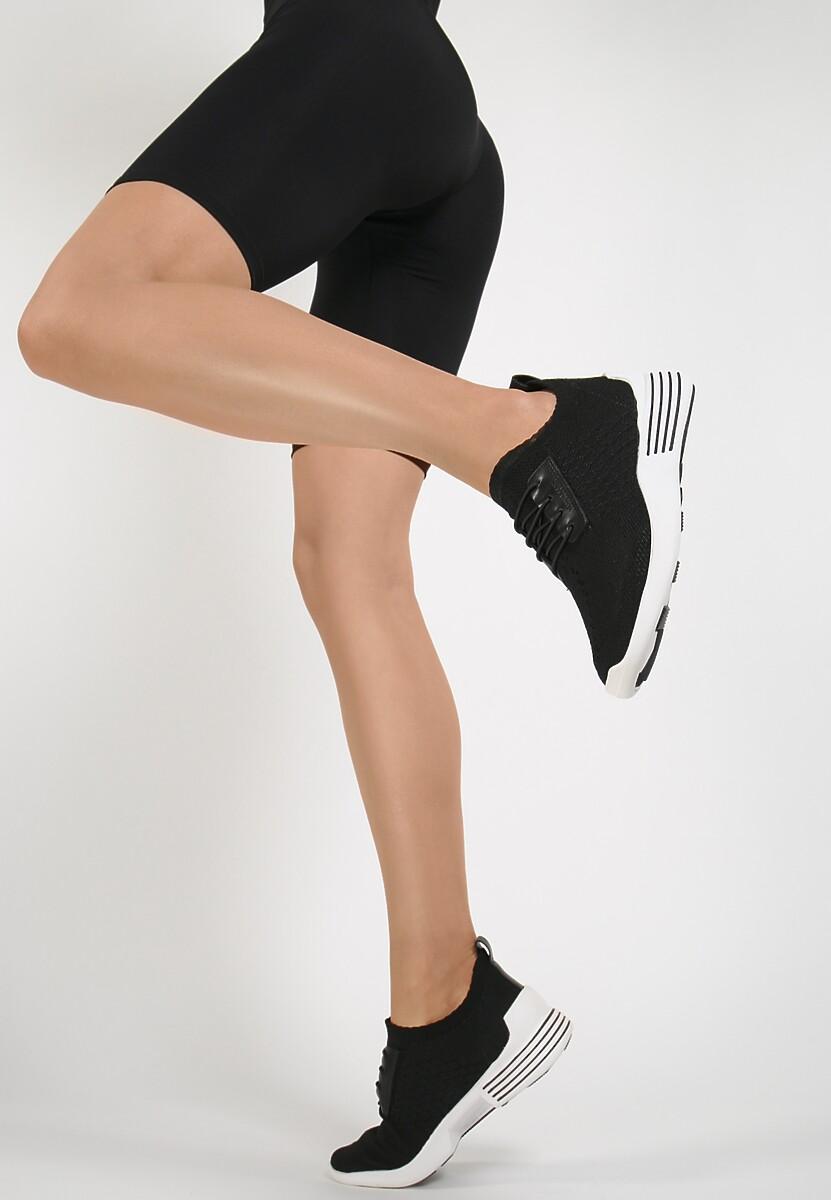 Czarne Buty Sportowe Kendall + Kylie Funky Kod produktu: 41045