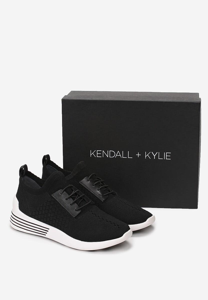 Czarne Buty Sportowe Kendall + Kylie Funky