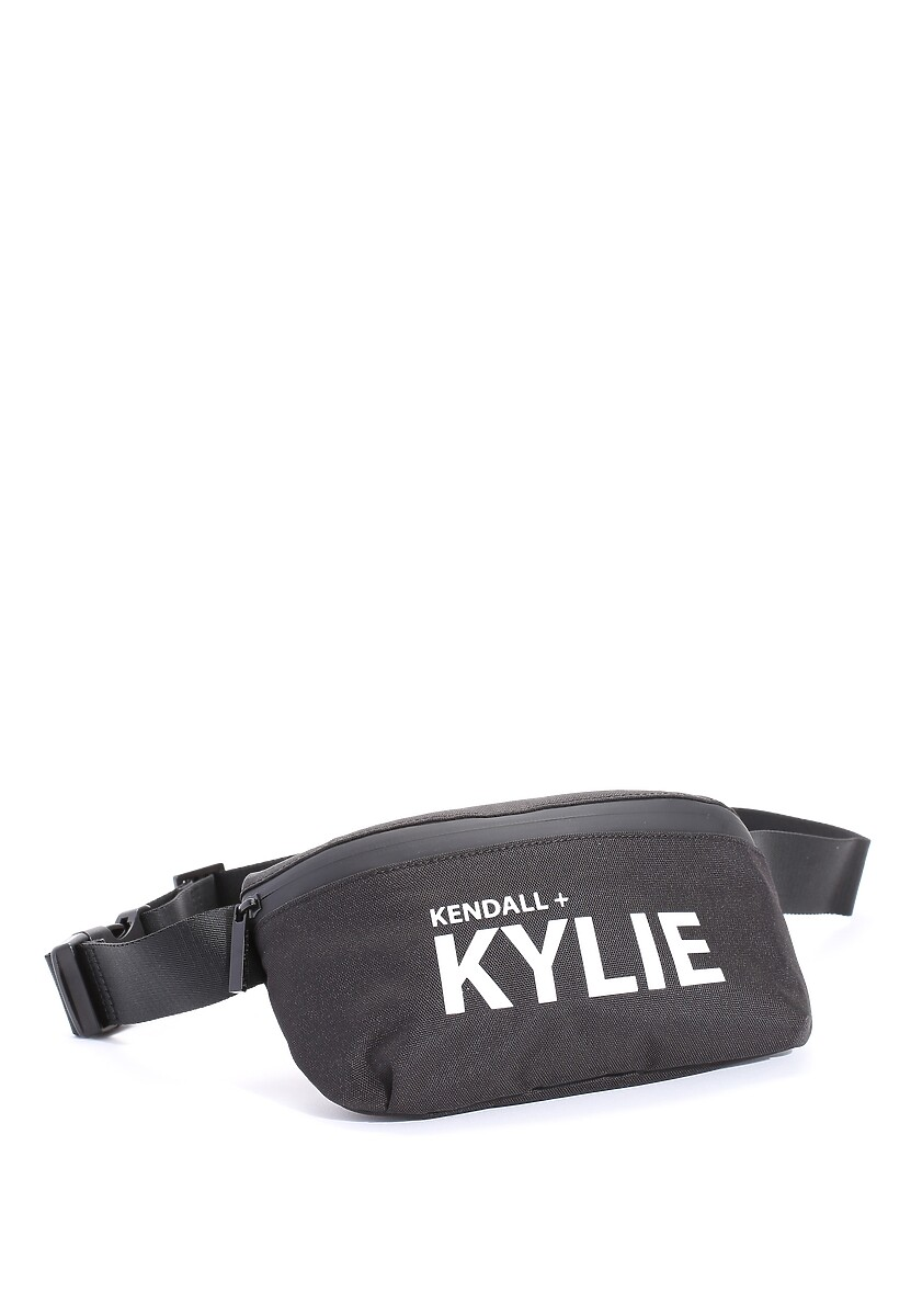 Czarna Nerka Kendall + Kylie Waist Bag