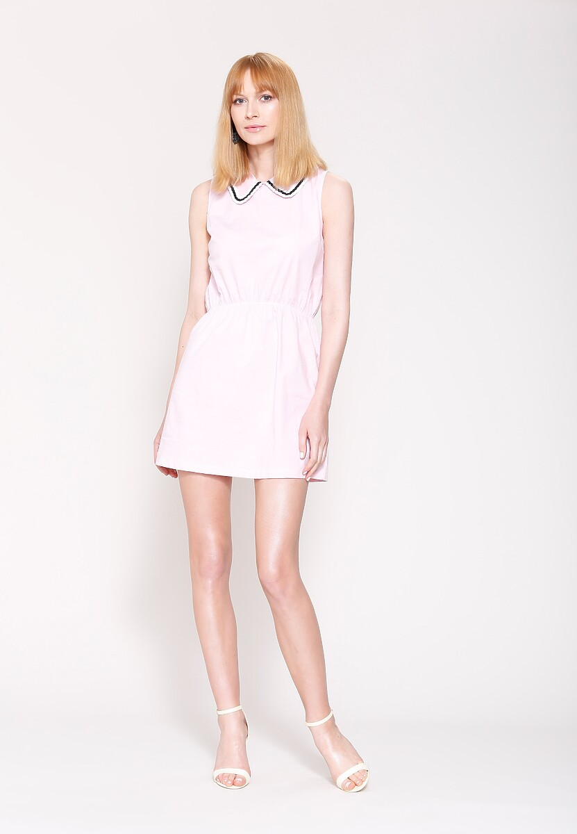 Różowa Sukienka Secret Void