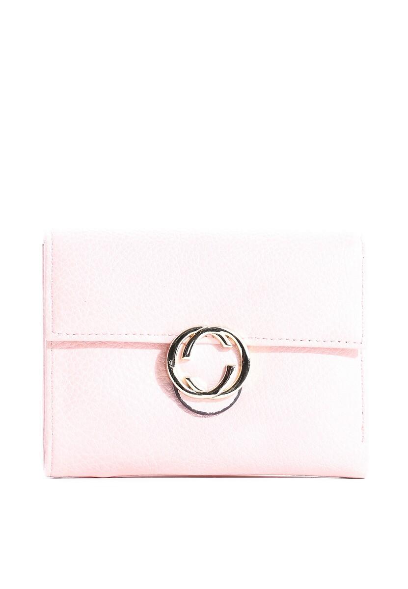 Różowy Portfel True Colors