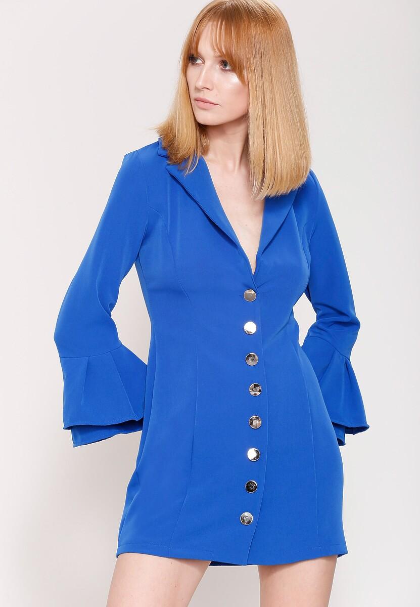 Niebieska Sukienka Someone Like You