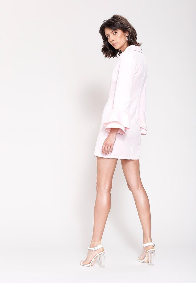 Różowa Sukienka Someone Like You