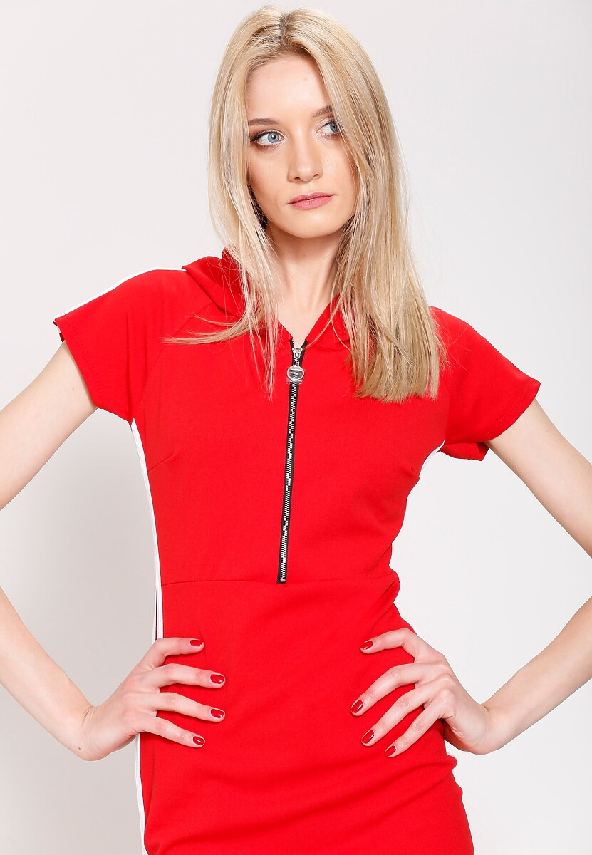 Czerwona Sukienka Capture It