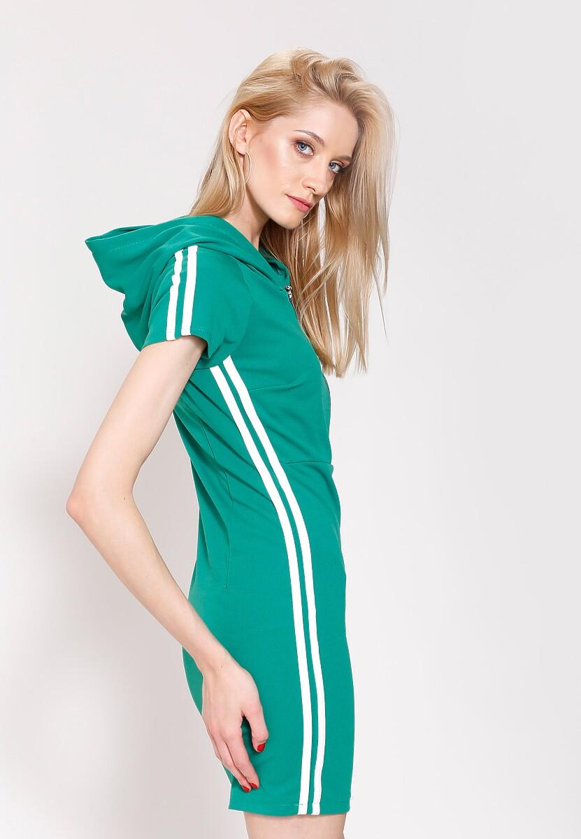 Zielona Sukienka Capture It