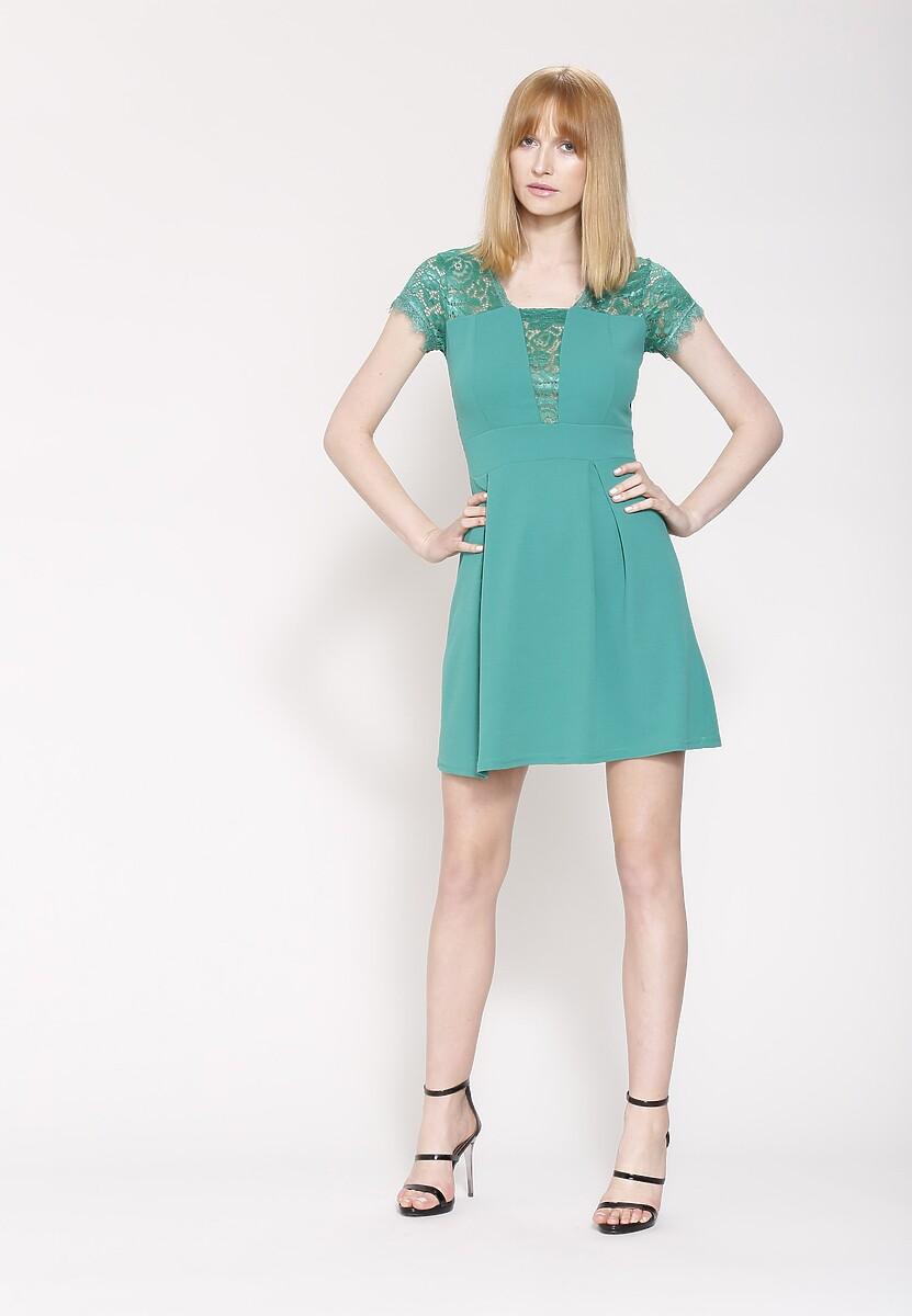 Zielona Sukienka Dreaming Of You
