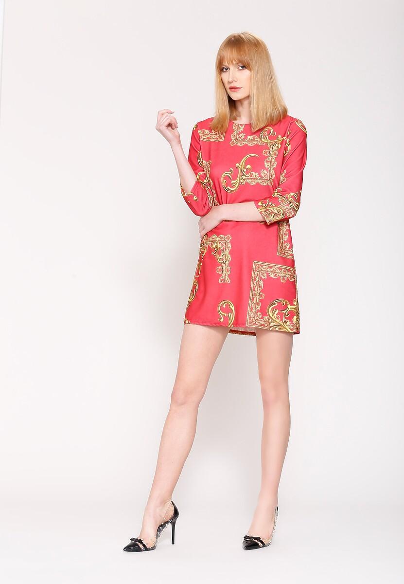 Czerwona Sukienka Blow Your Mind