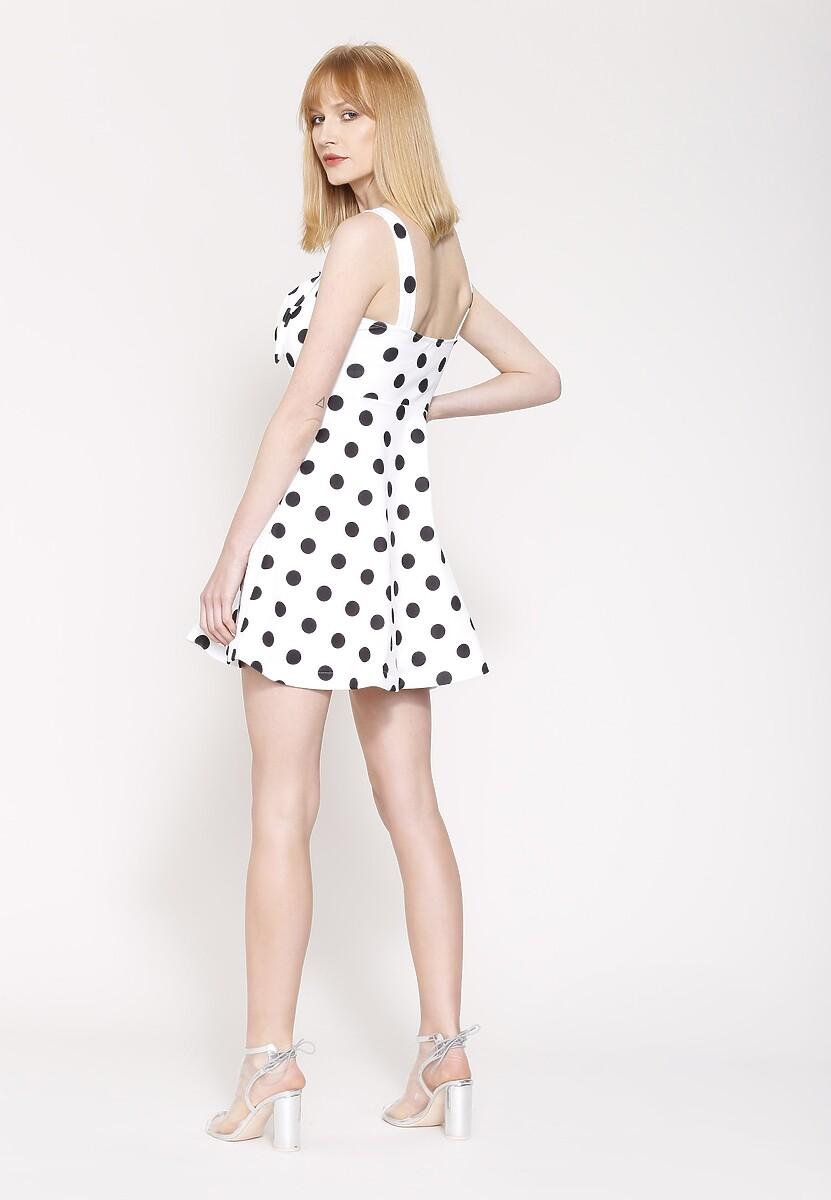 Biała Sukienka Precious Love