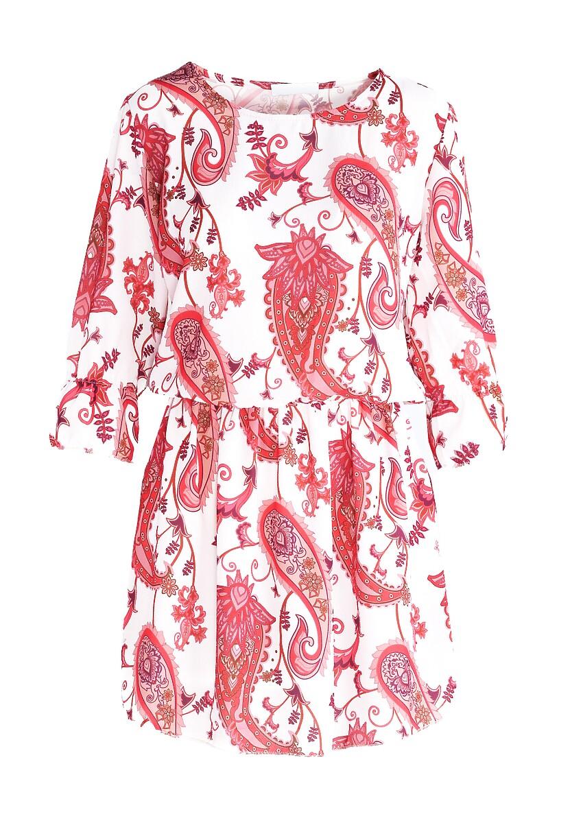 Różowa Sukienka Oh Baby All
