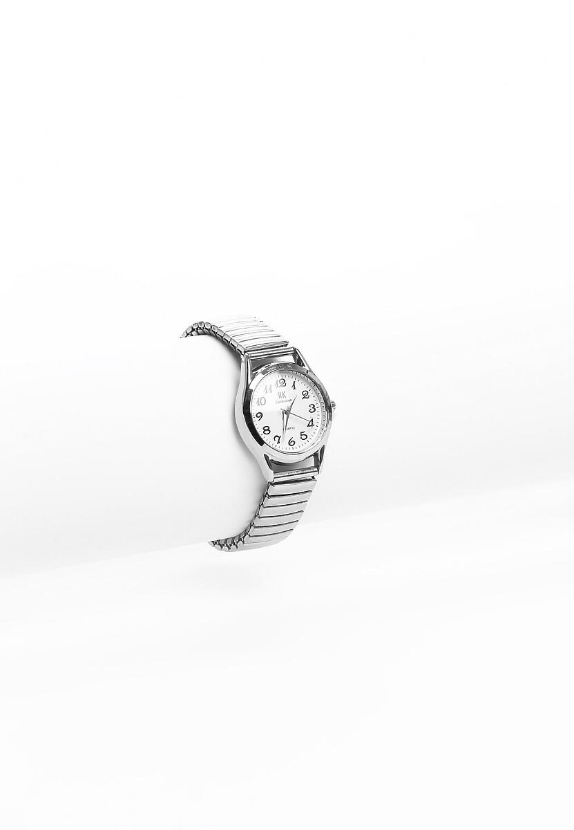 Srebrny Zegarek Your Life