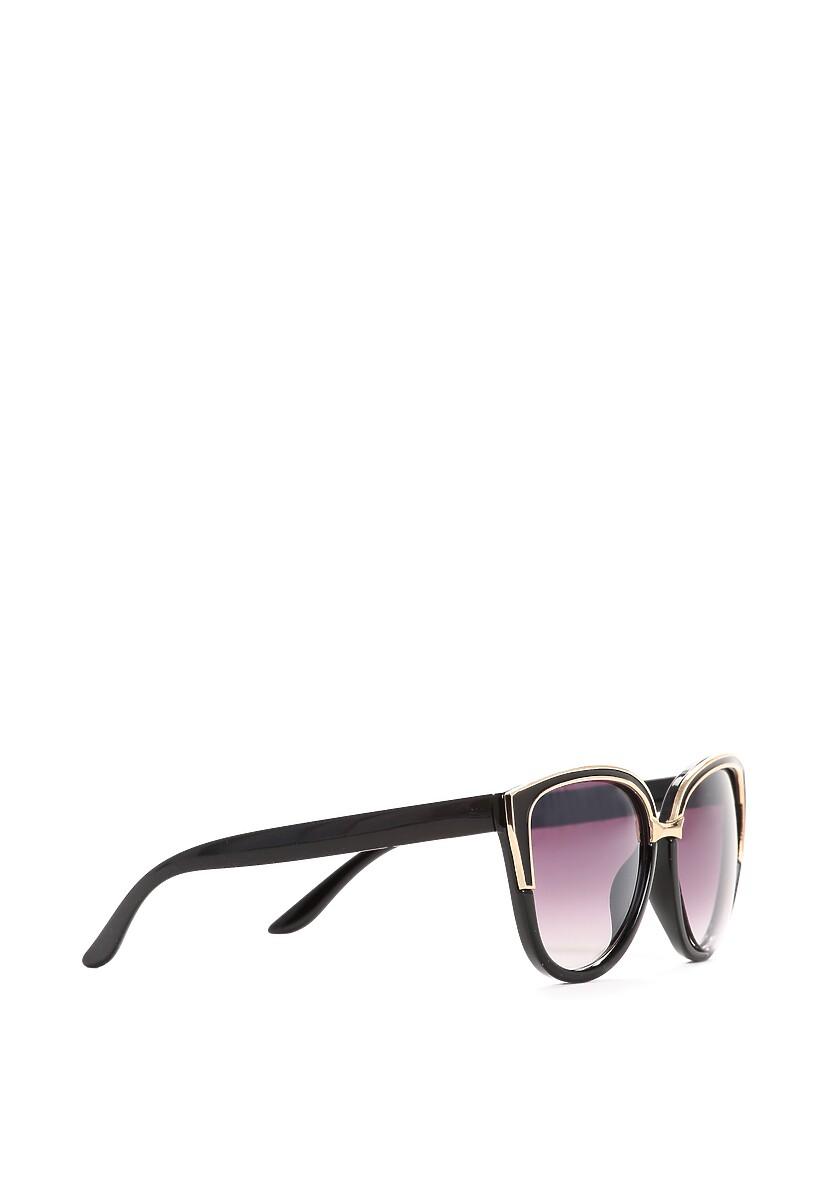 Złoto-Czarne Okulary The Healing