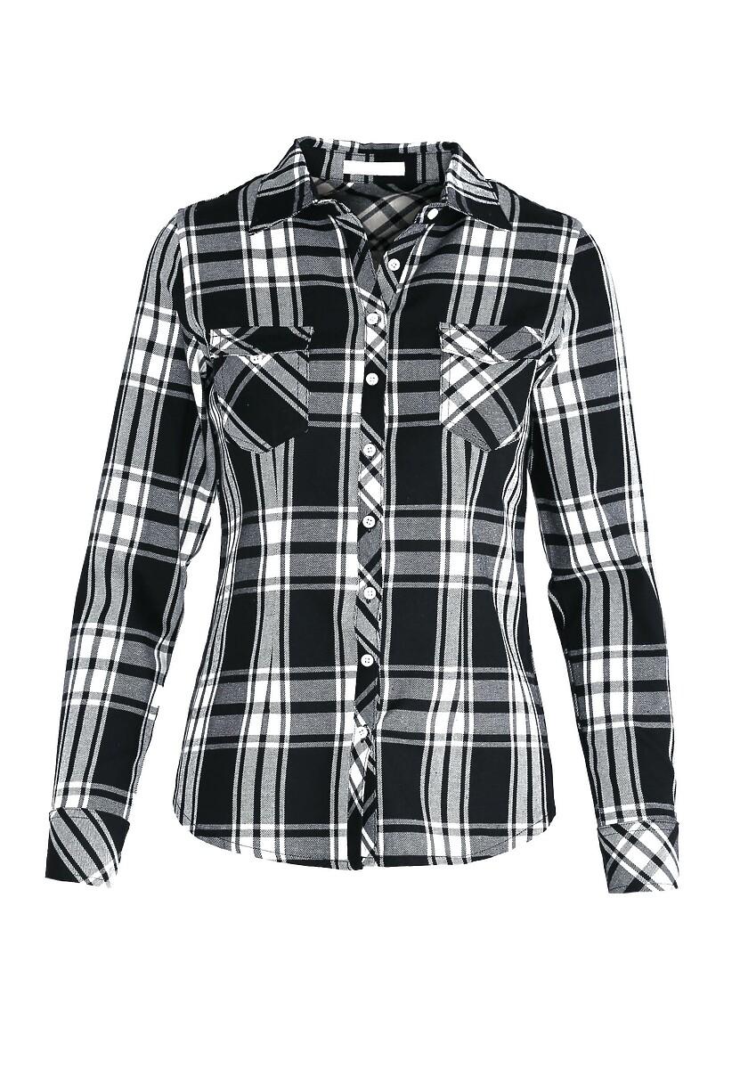 Czarno-Biała Koszula Final Decision