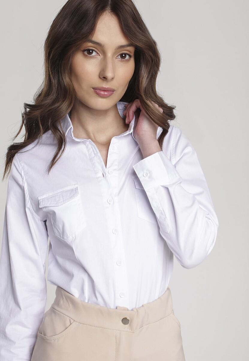 Biała Koszula Momently