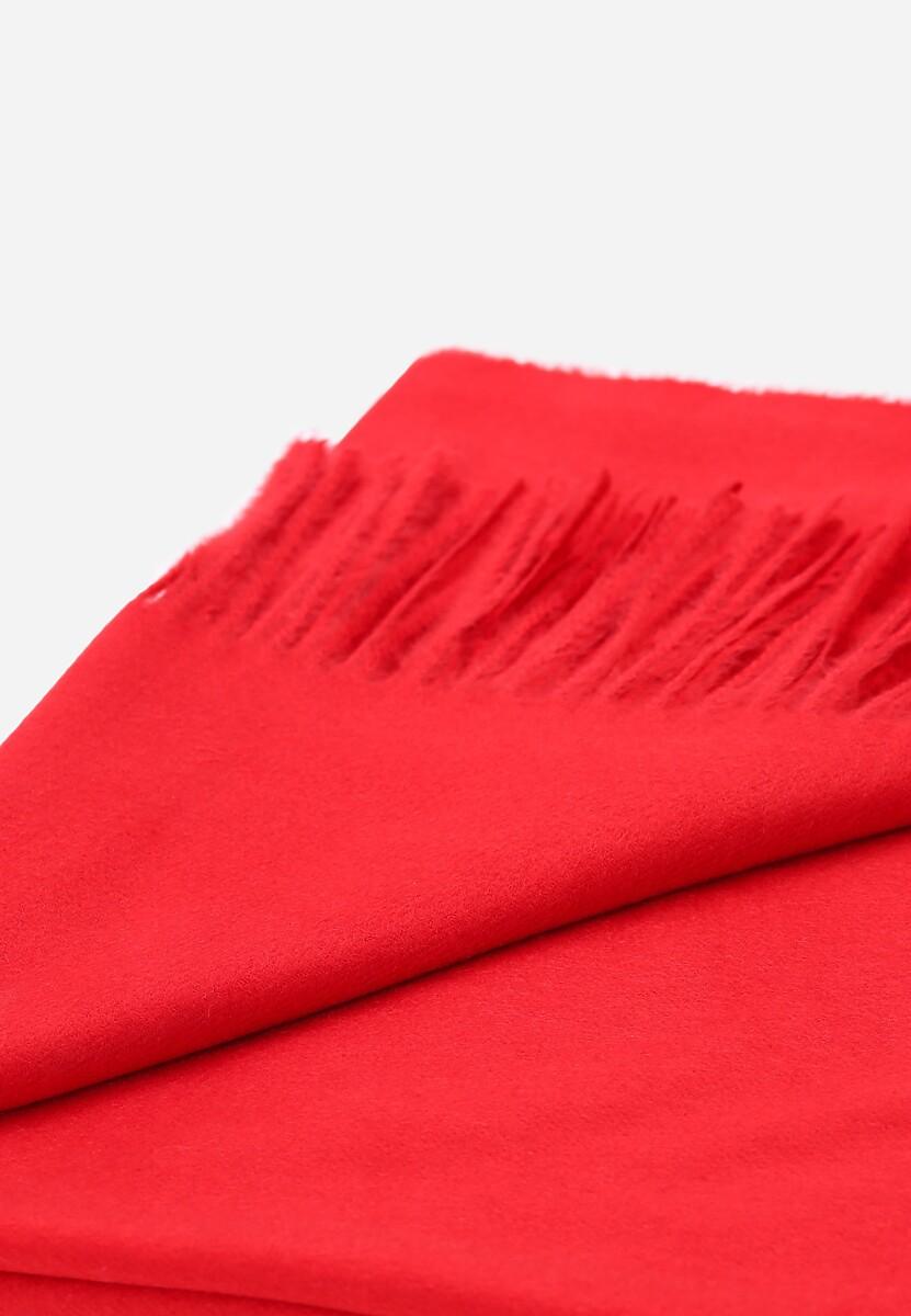 Czerwony Szalik My Way