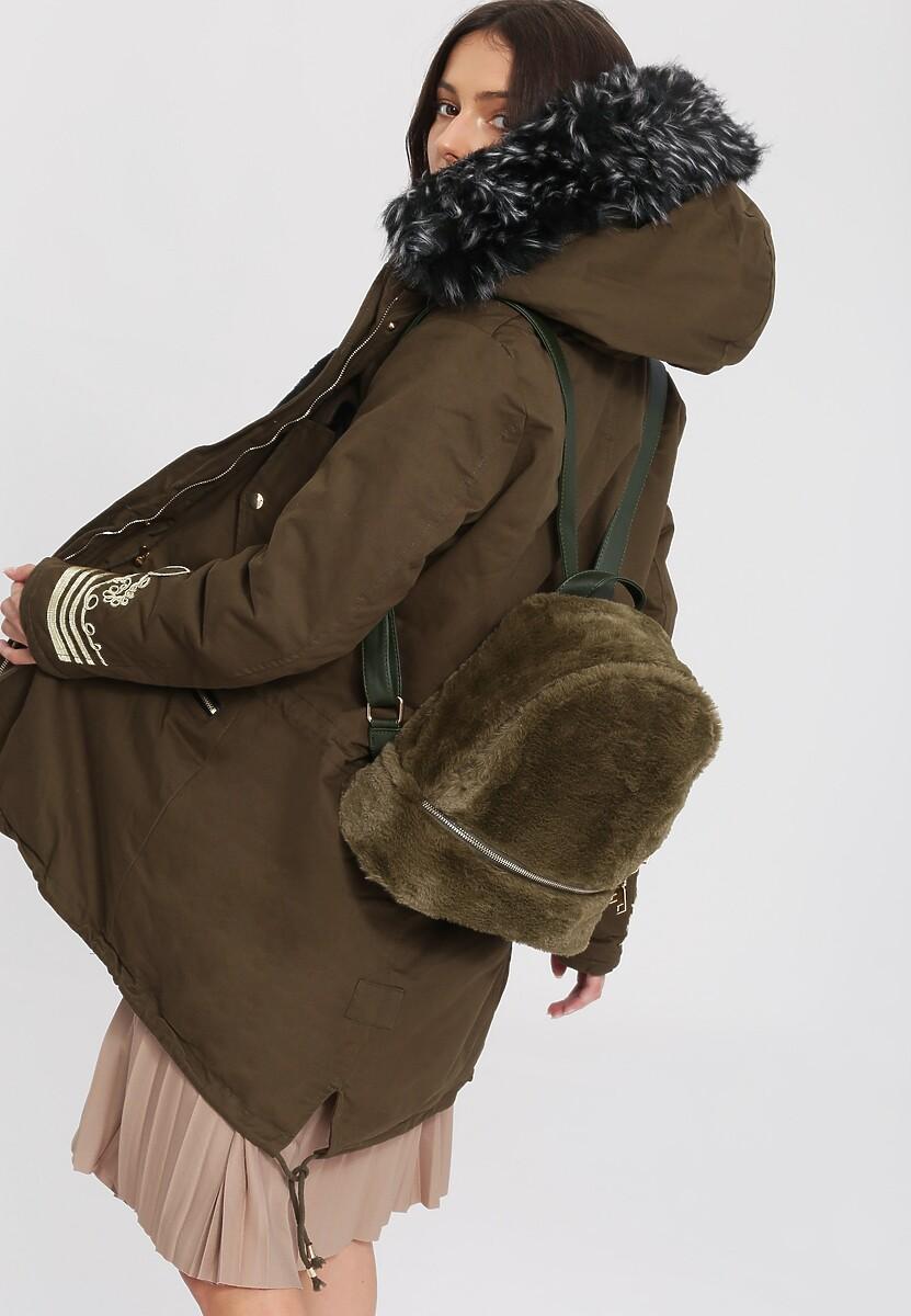 Khaki Plecak Perfectly