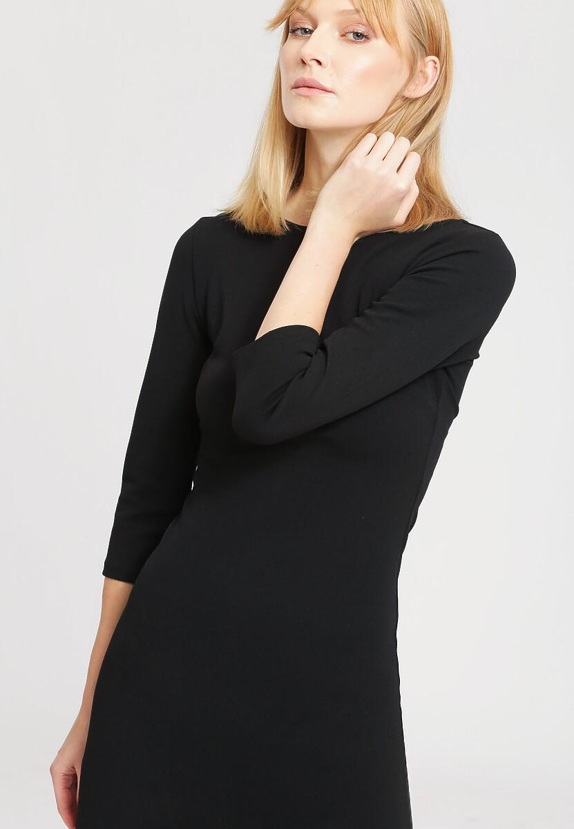 Czarna Sukienka Lose