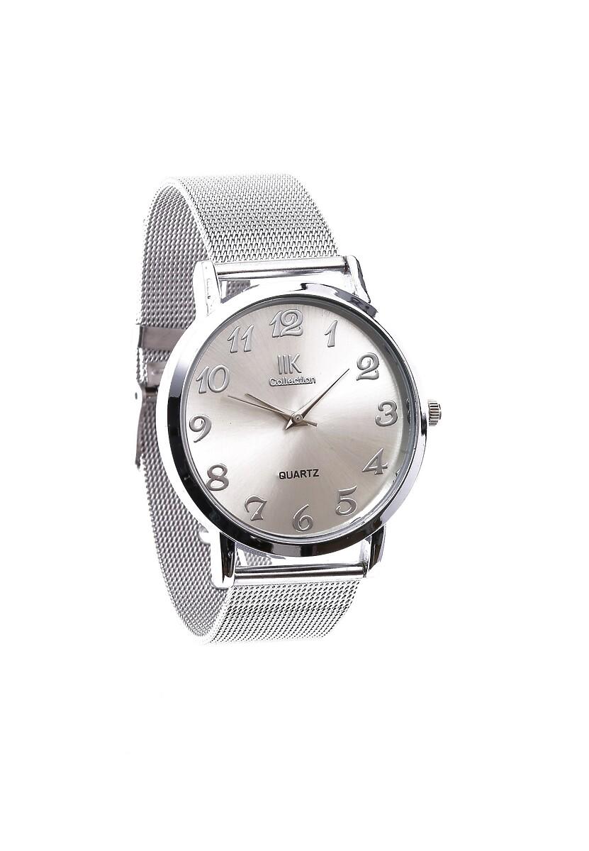 Srebrny Zegarek Stimulation
