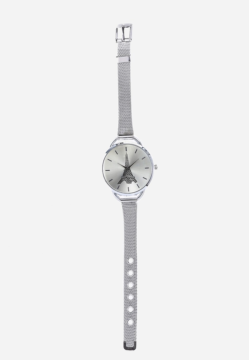 Srebrny Zegarek Regul