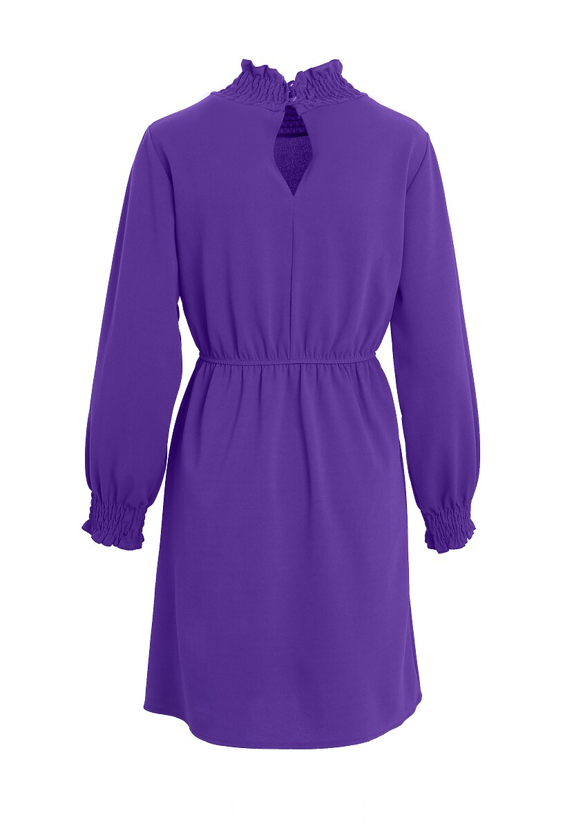 Fioletowa Sukienka  Forecast