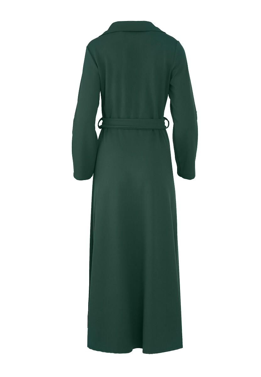 Zielona Sukienka Determination