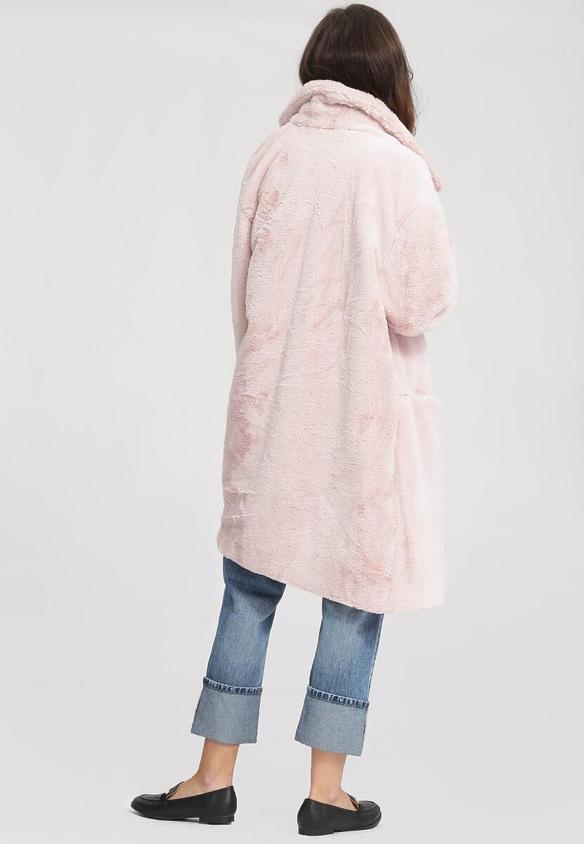 Różowy Płaszcz Passion